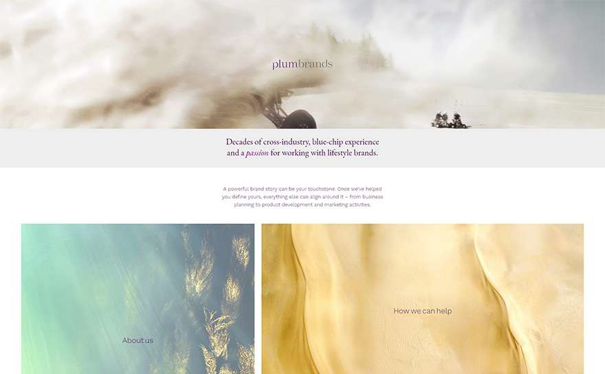 Plumbrands.co.uk Web Design Portfolio